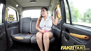 Mandate Taxi Thai masseuse with heavy tits works her wonderful
